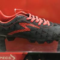 promo sepatu bola specs quark warna hitam ORIGINAL