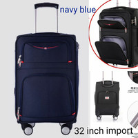 Koper TSA Thousand Blade International 32 inch Navy Blue