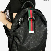 Tas Gucci (GD Ladies Backpack) Model 5852
