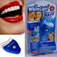 Whitelight / White Light Teeth Pemutih Gigi Original USA As Seen On TV