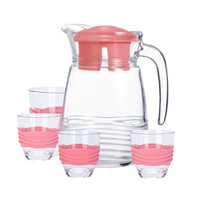 LUMINARC Coastline Drink Set/ Pitcher Drink Set 5Pcs