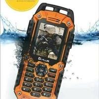 Gplus G10 Gplus X G110 Hp Outdoor tahan air Hp Gunung