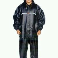 Jas Hujan Stelan SUMO Ukuran Super Jumbo Up 100kg an 5xl