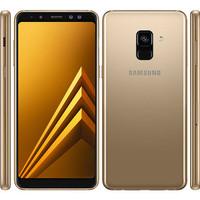 HP SAMSUNG GALAXY A8 2018 gold or black New