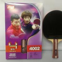 ORIGINAL DHS R 4002 Bat Pingpong Tenis Meja