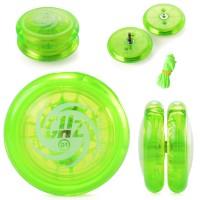 Magic Yoyo D1 Responsive Looping Yoyo Ball - Hijau-TH180