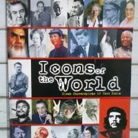 Majalah Angkasa Edisi Koleksi XL Icons of The World
