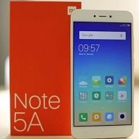 HP Xiaomi Redmi Note 5A Gold RAM 2GB Internal 16GB Kamera 13MP 2 sim