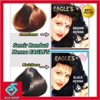 Eagle henna (semir rambut cat pewarna warna bpom)