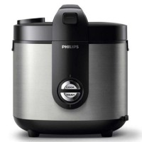 PHILIPS MAGIC COM HD 3128 / 34 / 33 - RICE COOKER HD3128 GOLD / SILVER
