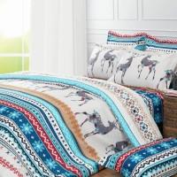 Bedcover Kendra Modern 180 - Winter Tale