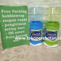 Tempat Sendok Garpu Plastik Viassin / Holder Multifungsi