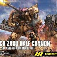 HG 1/144 Zaku Half Cannon - Bandai