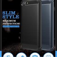 Candy Case Carbon Fiber For ASUS ZenFone 4 Max 5.2''