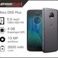 Motorola Moto G5s Plus Ram 4gb Internal 32gb Garansi Resmi
