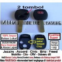 KA Casing Rumah Remote alarm Kunci Model Ori Honda Jazz RS Accord Civ