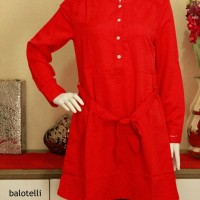 Baju Atasan Dress Blouse Tunic Baloteli El Siete Le Couture