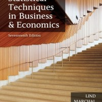 Buku Statistical Techniques in Business and Economics