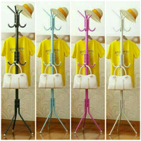 Standing Hanger Portable Multifungsi