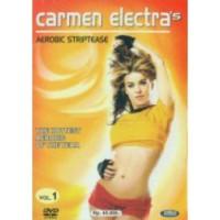 DVD Original Aerobic Striptease - Carmen Electra Vol.1