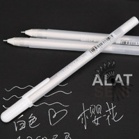 Sakura Gelly Roll Ink Pen White 0.4mm (Gel Ink Pen)