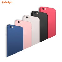 Casing Matte Case iPhone 4 5 SE 6 6s 6s+ 7 7 PLUS Softcase Jelly Iphon