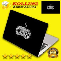 Garskin Laptop Gamer 2 Skin Laptop Stiker Laptop