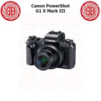 Kamera Canon PowerShot G1X Mark 3, Camera Pocket G1X MK3 G1 X Mark III