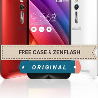 Asus Zenfone 2 ZE550ML 4G LTE Ram 2GB Internal 16GB Garansi Resmi