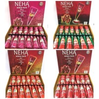 NEHA Henna Paste Colour BPOM