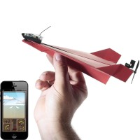 PowerUp 3.0 Smartphone Controlled Paper Airplane PowerUp Dart