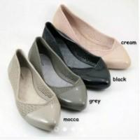 Sepatu Flat Karet Wanita - LD 7012