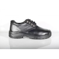 Sepatu Safety Shoes Dr OSHA Executive Lace Up 3189 Tali Hitam