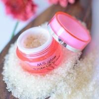 Jual Ms Glow Sugar Lip Scrub Murah