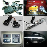 Toyota Avanza Alarm mobil pinter Ismart PNP / Keyless entry / Murah