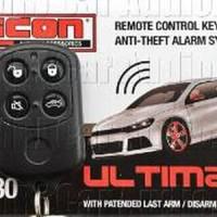 Silicon Alarm premium mobil universal Alarm murah mobil Murah