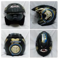 Harga Helm Half Face Travelbon.com