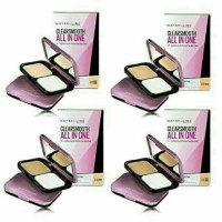Maybelline Clear Smooth All In One (bedak)