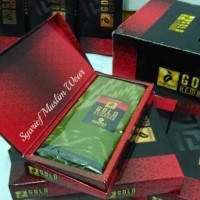 Sarung Mangga Gold Kembang MURAH^^