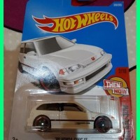 Mainan Hot Wheels 90 Honda Civic Ef