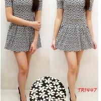 Harga Dress Terusan Baju Batik Travelbon.com