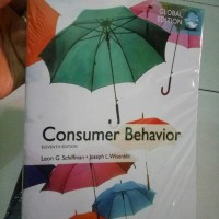 BUKU BARU consumer behavior 11th edition by. Leon g.schiffman