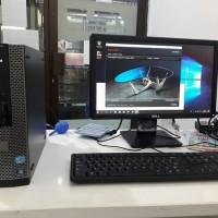 PC Dell Optiplex 7010 SFF Core I7 Ram 4GB HDD 1 TB Built Up