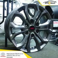 new Velg Mobil Toyota Fortuner TRD Ring 17 terlaris