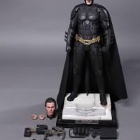 Hot Toys DX 12 Batman (MISB Complete with Box Coklat)