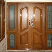 Jual Pintu Rumah Minimalis Model Kupu Tarung Kab Jepara Mebel Luqman Jaya Tokopedia