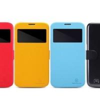 NILLKIN Fresh Leather Case Samsung Galaxy Mega 6 3 i9200 Flip cover