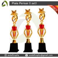 Piala/Trophy Perisai 1 Set