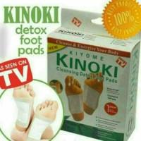 Kinoki Putih isi 10 / Kinoki Detox White (koyo penyerap racun)