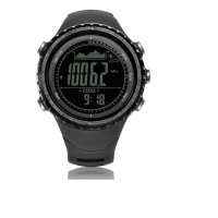 North Edge Ridge1 Digital Watch for Man with Compass Barometer Thermo